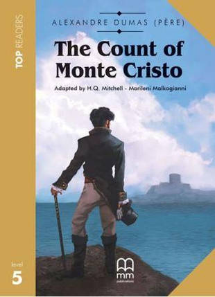 Top Readers 5 The Count Of Monte Cristo with CD, фото 2