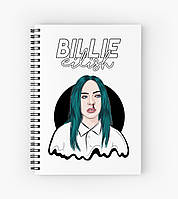 Блокнот Billie Eilish 4, фото 1