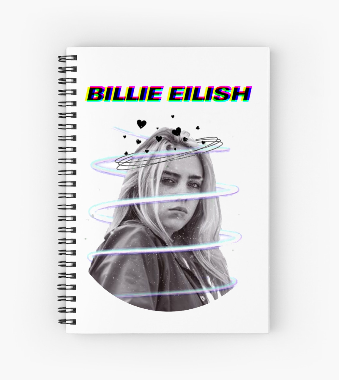 Блокнот Billie Eilish 5