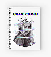 Блокнот Billie Eilish 5, фото 1