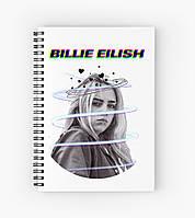 Блокнот Billie Eilish 5