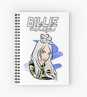 Блокнот Billie Eilish 6