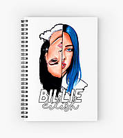 Блокнот Billie Eilish 9