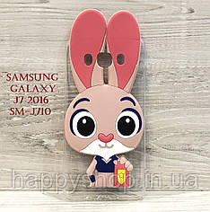 Чохол Зверополис для Samsung Galaxy J7 2016 (SM-J710)