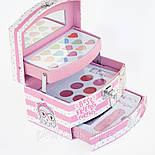 Набор  детской косметики Martinelia Лучшие друзья навсегда Розовый кейс (30422), фото 2