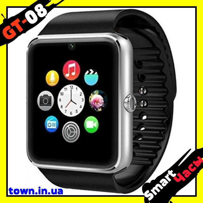 Смарт часы GT08 умные Smart часы (реплика)