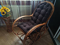 Подушка на кресло качалку