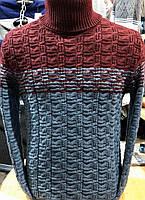 Свитер мужской TAIKO, свитер-гольф размер L
