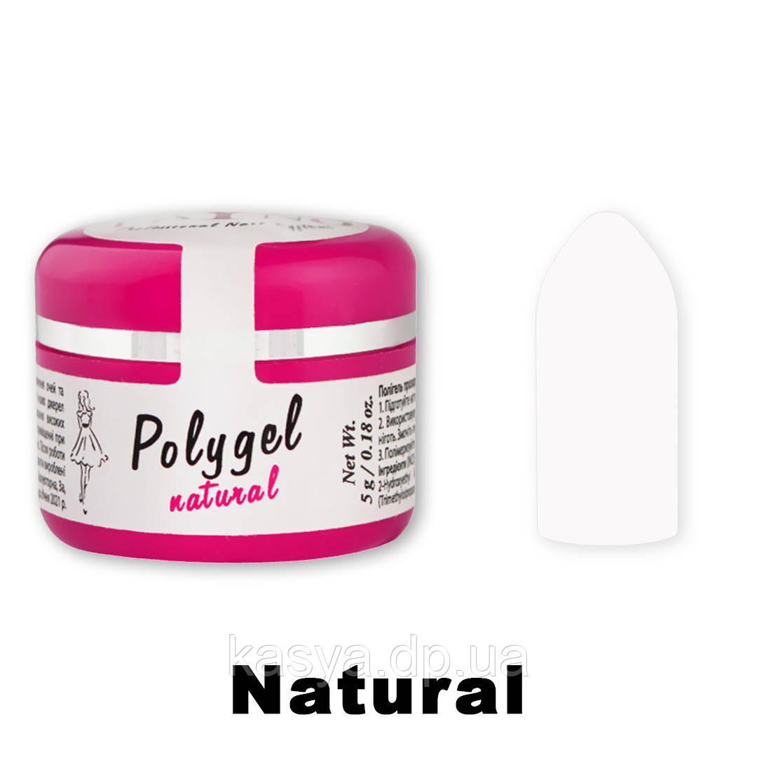 Полигель FaYno Professional Natural(прозрачный), 5 г