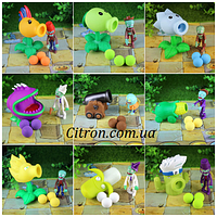 Игрушки Растения против зомби Plants vs zombies,  Рюкзак-мешок от 5 наборов в подарок