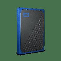Western Digital WD My Passport Go 1TB Blue (WDBMCG0010BBT-WESN)
