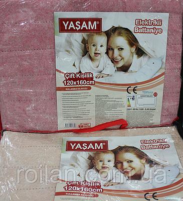 Турецкая електоропростынь Yasam