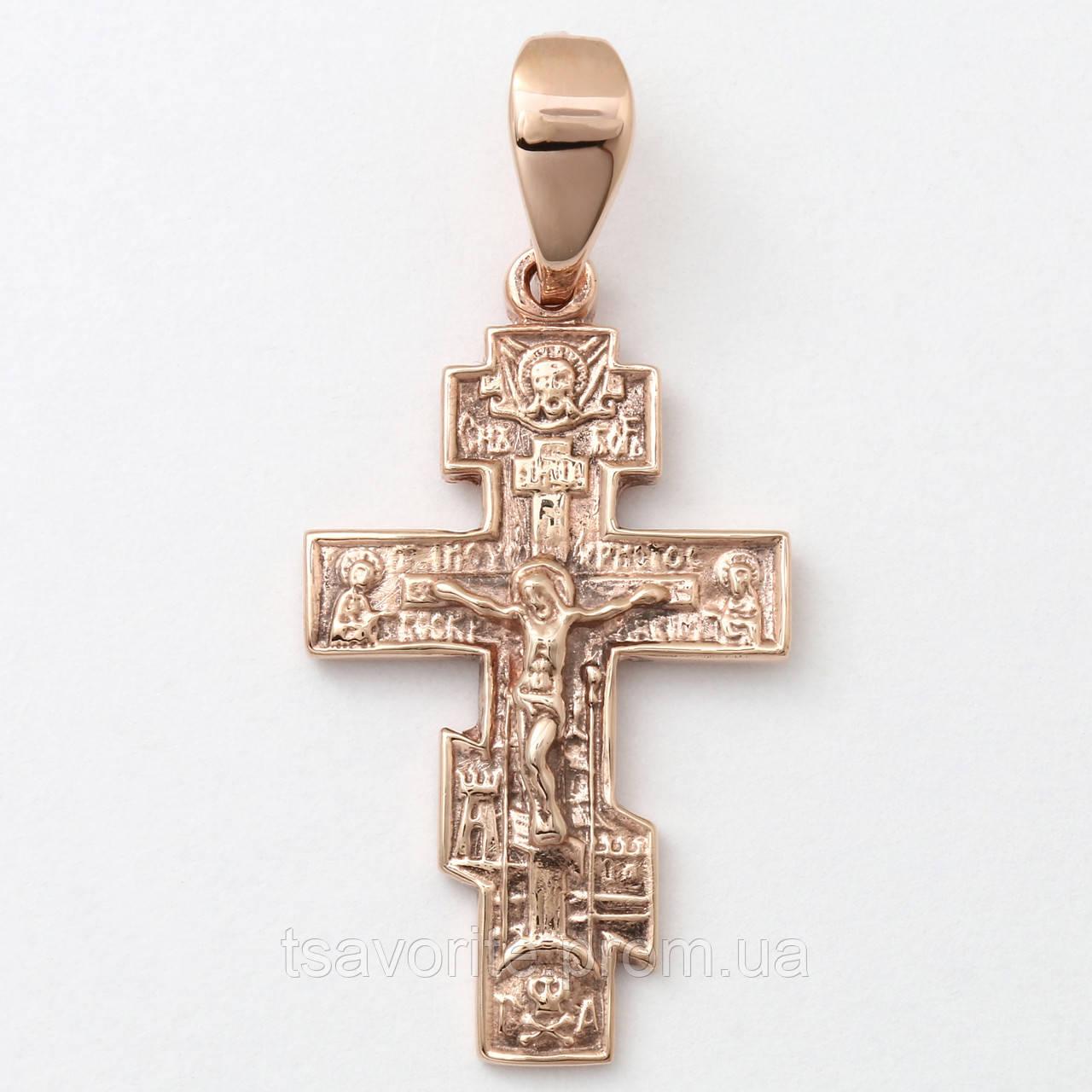 Золотой крестик 3200237