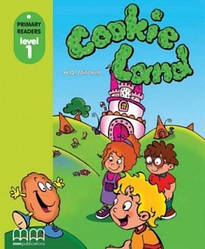 Primary Readers 1 Cookie Land with CD-ROM