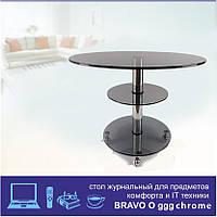 Журнальный стол Bravo Oggg chr, фото 1