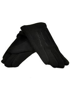 Рукавичка Підліткова стрейч D2 ПЛ мод-3 black (хлопчик) Розпродаж