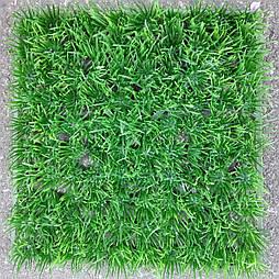 Трава коврик  25*25 см