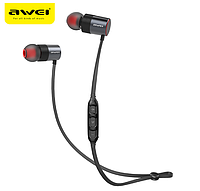 Беспроводные Bluetooth наушники Awei AK 2 Водонепроницаемая стерео гарнитура Оригинал!