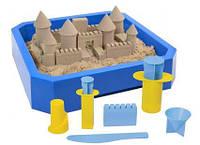 Мини формочки для кинетического песка Relevant Play Строим Замок