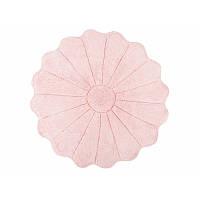 Коврик Irya - Daisy pembe розовый 100*100