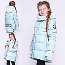 Детская зимняя куртка с митенками бренда X-Woyz  размеры 116- 164, фото 8