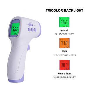 Термометр инфракрасный бесконтактный PC-868 для людей и животных
