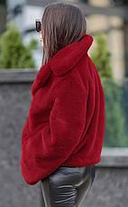 Хит сезона! женская коротка шубка размер  универсальный 42-48, фото 3
