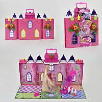 Домик с куклой и аксессуарами - 182443