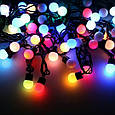 """Гирлянда """"Шарики"""" 200 LED ламп~ цветные, фото 2"""