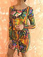 Платье женское весна-осень  р.42-46