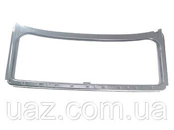 Рамка вітрового скла під тент УАЗ 31512 (БЕЗ скла)