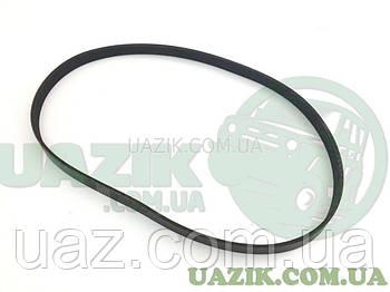 Ремінь 1275 привода агрегатів УАЗ (дв.40904 БЕЗ кондиц.),ГАЗ (дв.40524,40525), ЄВРО-3 ОРИГІНАЛ