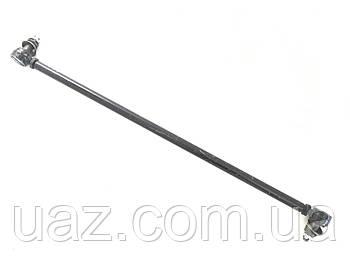 Тяга продольная (сошки рулевого управления) УАЗ 469 (гражданский, редукторный мост), 3160 ХРЗ