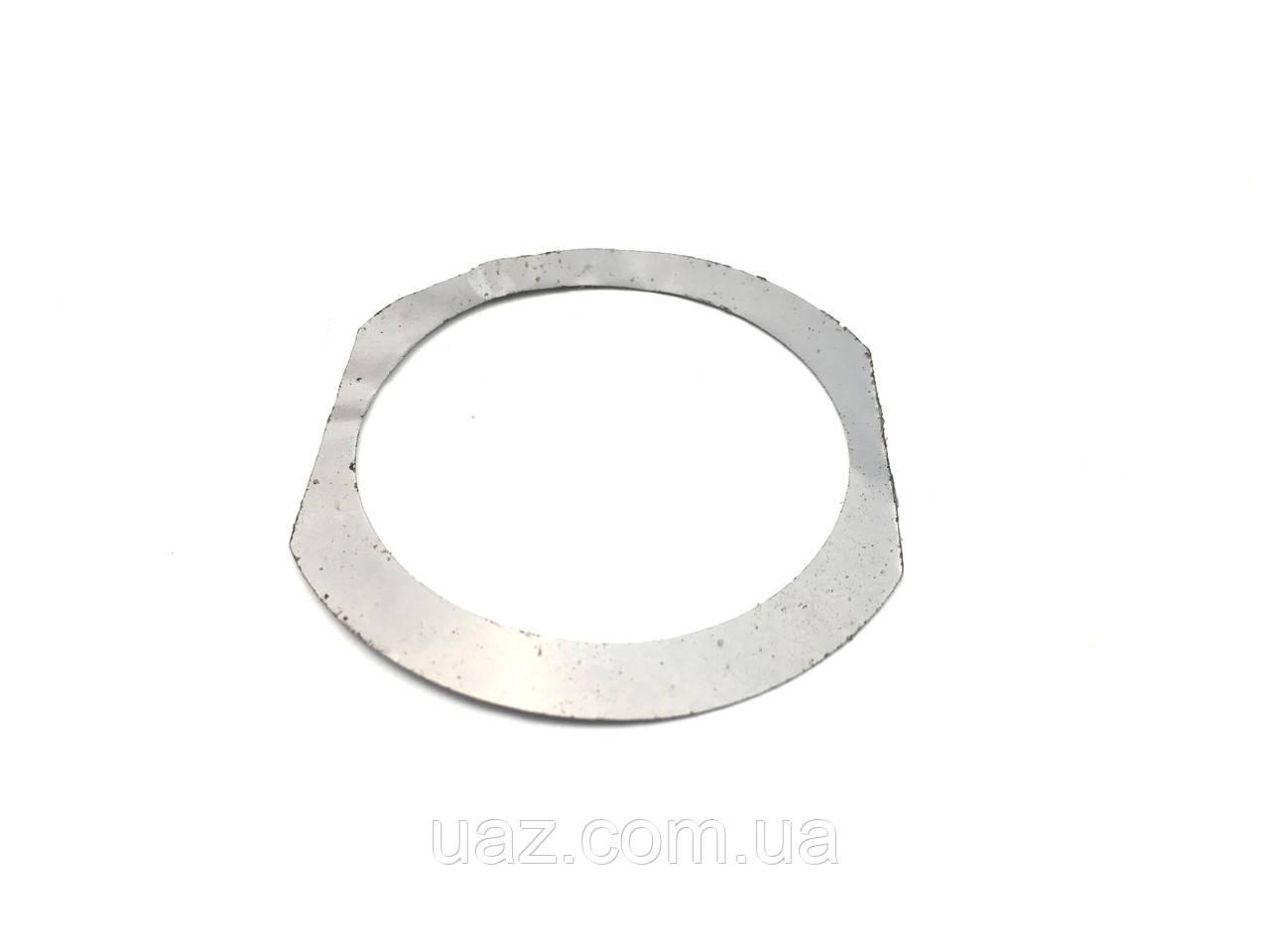 Шайба регулировочная дифференциала УАЗ (прокладка) 0,15 мм