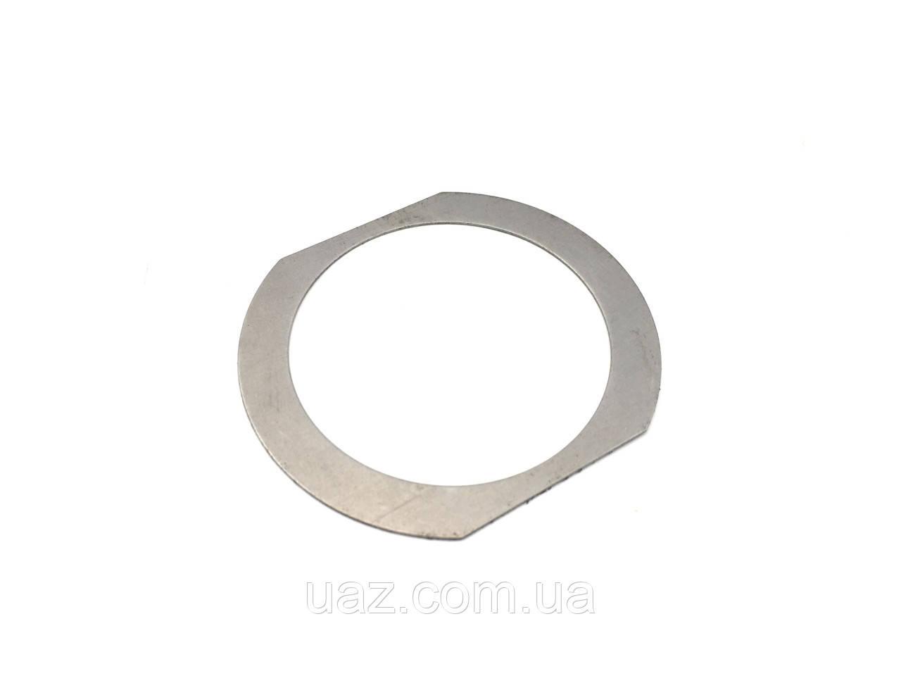 Шайба регулировочная дифференциала УАЗ (прокладка) 0,5 мм