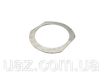 Шайба регулировочная дифференциала УАЗ (прокладка) 0,25 мм