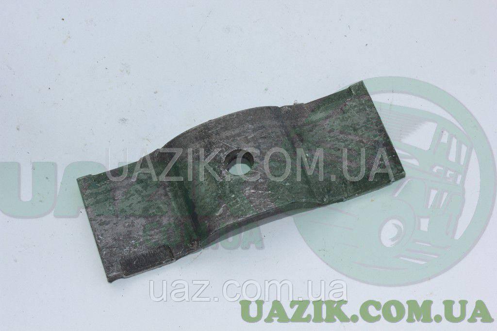 Накладка рессоры ( Подкладка рессоры,стремянки) 452