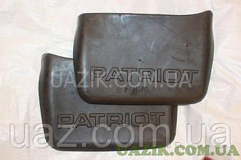 Бризговики гумовий фартух УАЗ PATRIOT лівий ( передній / задній );правий ( передній / задній )