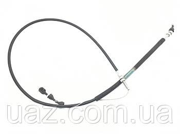 """Трос газа УАЗ 452 (дв. 4213 инжектор) (1458 мм) """"Автотрос"""""""