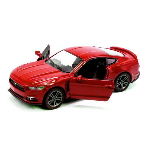 Машинка KINSMART Ford Mustang GT красный KT5386W