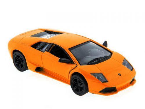 Машинка KINSMART Lamborghini (оранжевая) KT5370W