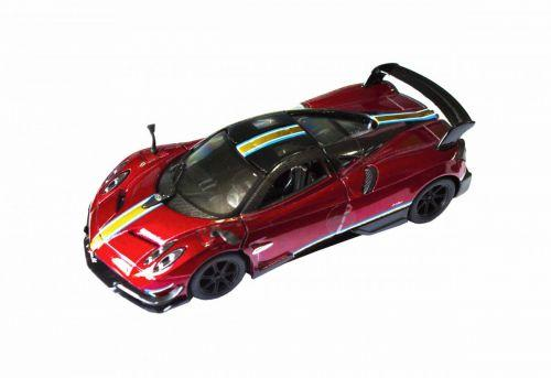 Машинка KINSMART Pagani Huayra BC (красная) KT5400FW