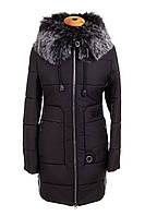 Зимние женские куртки   молодежные  44-52  черный