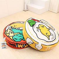 Круглая подушка с едой, фото 1