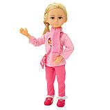 Интерактивная кукла Алиса с микрофоном MY-009, фото 2