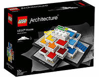 LEGO Architecture Lego House Дом Лего (21037)