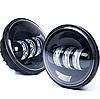 Світлодіодні Протитуманні фари 4,5 дюйма (LED) DL-J045F, Jeep, Harley, Custom Motocycles