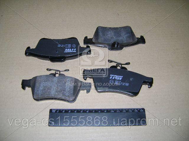 Тормозные колодки TRW GDB1621 на Ford C-MAX / Форд C-MAX