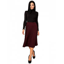 Стильная вязанная юбка, фото 2