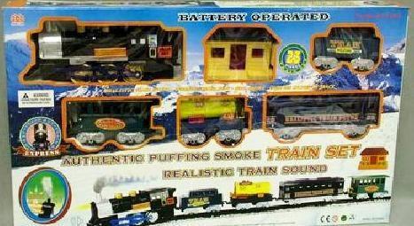 Железная дорога 4 вагона,станция,, фото 2